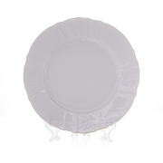 Набор тарелок 27 см. «Бернадот белый 311011» 6 шт