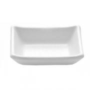 Соусник «Зен», пластик, 50мл, L=92,B=70мм, белый