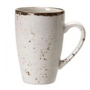 Кружка «Крафт», фарфор, 285мл, белый