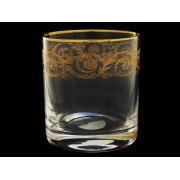 Стакан для виски Золотая коллекция, тонкое золото