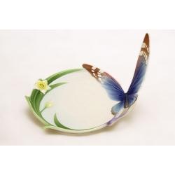 Розетка для варенья «Бабочка» 11 см