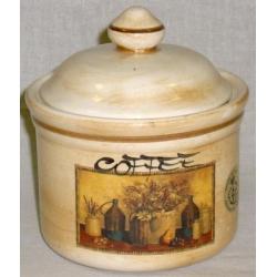 Банка для кофе с крышкой «Натюрморт» 0,5 л