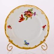 Набор тарелок 17 см. 6 шт. «Мейсенский букет»