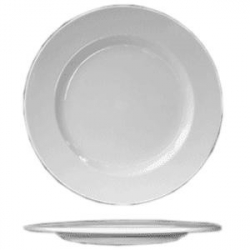 Тарелка мелкая d=18см фарфор