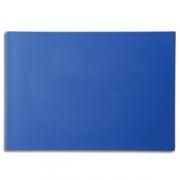 Доска раздел. 50*35*1.8см синяя пласт.