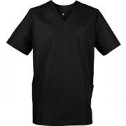 Куртка пекаря кор. рукав 46разм. тиси; черный