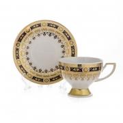 Набор для чая на 6 перс. 12 пред. 170 мл «Карин 022»