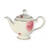 Чайник с крышкой Пион