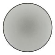 Тарелка для хлеба «Экинокс» D=16, H=2см; серый