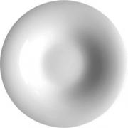 Тарелка для пасты «Монако Вайт» D=28.5см; белый