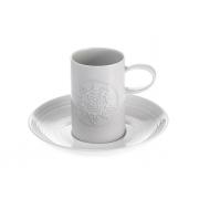 Пара кофейная (А) 1 перс 2 пр Орнамент