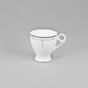 Чашка кофейная 90 мл. «Жемчужина»
