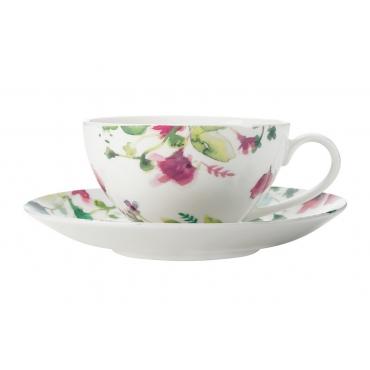 Чашка с блюдцем Primavera без индивидуальной упаковки