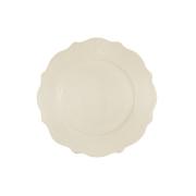 Тарелка обеденная Аральдо (кремовый)