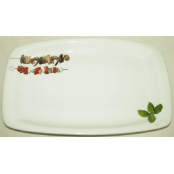 Блюдо «Шашлык» 29х18 см