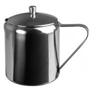 Молочник с крышкой «Проотель», сталь нерж., 300мл