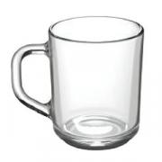 Кружка, стекло, 250мл