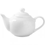 Чайник 750 мл с крышкой фарфор