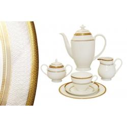 Чайный сервиз «Очарование» 40 предметов на 12 персон