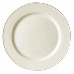Тарелка «Айвори» 27см фарфор