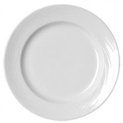 Тарелка мелк «Спайро» d=32см фарфор
