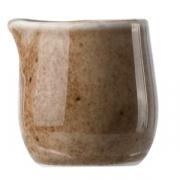 Молочник без ручек «Кантри Стайл», фарфор, 25мл, D=3,H=4см, зелен.