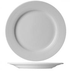 Блюдо «Граффити» d=30см фарфор