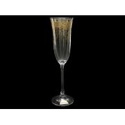 Бокал для шампанского Флора, Золотая повитель