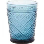 Стакан «Глория» стекло; 350мл; синий
