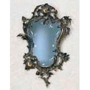 Зеркало «дон хуан» цвет - каштан 74х50см