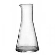 Графин «Коника», хр.стекло, 500мл, D=10.3,H=19.5см, прозр.