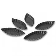 Форма конд. «Овал» [25шт]; сталь,антиприг.покр.; L=100,B=42мм