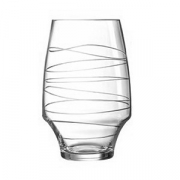 Хайбол «Оупэн ап арабеск», стекло, 350мл, H=11.8см