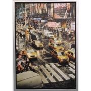 Постер «Улицы» 50х70см