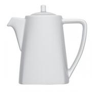 Кофейник «Опшенс», фарфор, 300мл, белый
