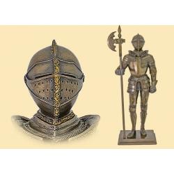 Статуэтка «Рыцарь с копьем» 27 см