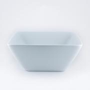 Салатник квадратный 19.0 см.