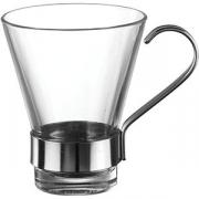 Чашка коф. с метал.подстакан. «Эпсилон»