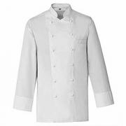 Куртка поварская,разм.56 б/пуклей, хлопок, белый