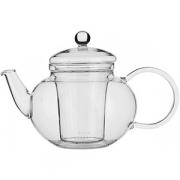 Чайник «Мико» 0.6л термостойк.стекло