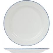 Тарелка мелкая «Блю дэппл»