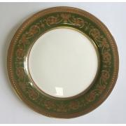 Набор подстановочных тарелок «Малахит» на 6 персон