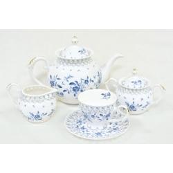Чайный сервиз из 15 предметов на 6 персон «Венеция»