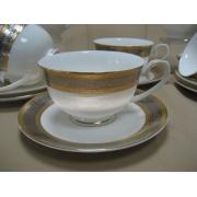 Сервиз чайный «Шахерезада» 17 предметов на 6 персон