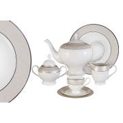 Чайный сервиз 40 предметов на 12 персон Антуанетта