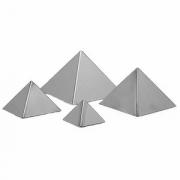 Форма конд. «Пирамида» 9см, h=6см,6шт