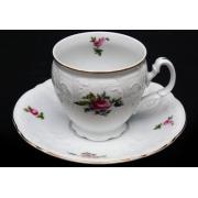 Набор для чая 160 мл. выс. н/н «Полевой цветок 5309011» на 6 перс. 12 пред