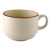 Чашка чайн «Кларет» 200мл фарфор