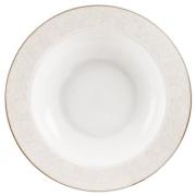 Тарелка суповая 23 см Жемчужина