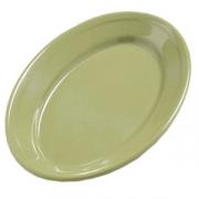 Тарелка; пластик; D=23см
